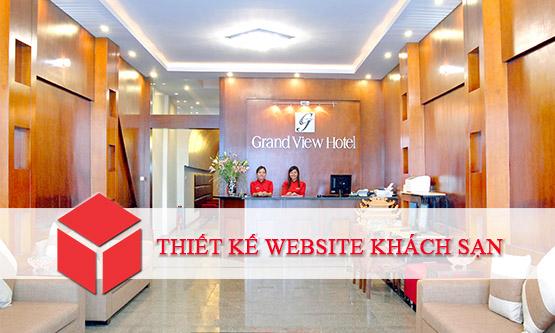 Dịch vụ thiết kế website khách sạn ở đâu tốt nhất tại Biên Hòa?